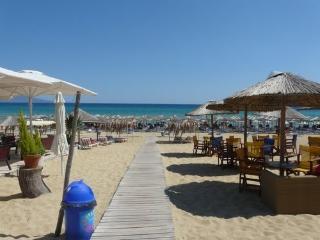 Spacious Apartment Facing An Olive Garden And Sea - Kavala vacation rentals
