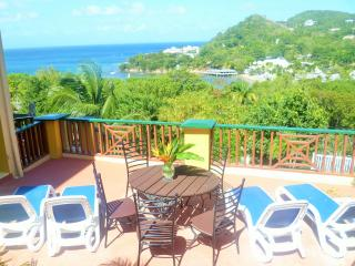 BEACHFRONT VILLA - Cap Estate vacation rentals