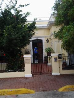Front of Casa 2015 - Casa Bonita Old Towns Family Vacation Home - Mazatlan - rentals