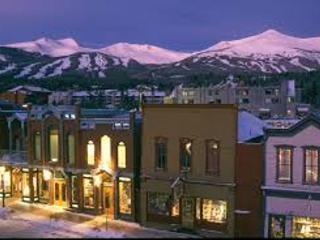 2bed 2bath Luxury Breck Condo Ski in/out Peak 7 - Breckenridge vacation rentals