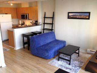 Rent Vancouver downtown studio apartment - Vancouver vacation rentals