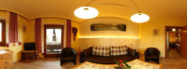 living room - Landhaus Kitzbichler - Apartment 2 - Niederndorf - rentals