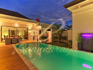 Baannaraya Villas Near 7 Beaches - A2 - Nai Harn vacation rentals