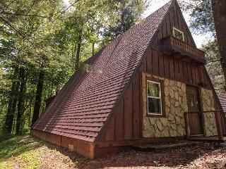 Romantic A Frame Cabin. - Logan vacation rentals