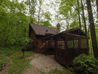 Beautiful Hocking Hills Cabin near Stream - Sugar Grove vacation rentals