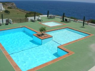 APARTMENT WITH PANORAMIC SEA VIEW COSTA LEVANTE 4 - Cala d'Or vacation rentals
