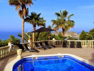 Villa El Paraiso, Sea View, Mallorca 5 stars! - Santa Ponsa vacation rentals