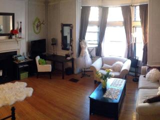 PERFECT BACK BAY LOCATION - Hot Bkfst+Laptop+Phone - Greater Boston vacation rentals