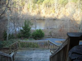 On the River - Cabin in the Mountains - Franklin vacation rentals