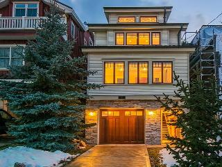 Park City Ski Villa`s with Ski-In/Ski-Out from Quit`N Time Ski Run at Park City Mountain Resort - Park City vacation rentals