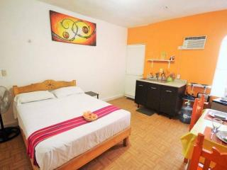 Orange Studio 4 blocks from beach! - Playa del Carmen vacation rentals