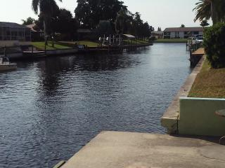 (3) Beautiful Waterfront Apartment in coveted SE - Cape Coral vacation rentals