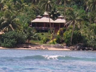 Cadra Ni Vula - Taveuni Island vacation rentals