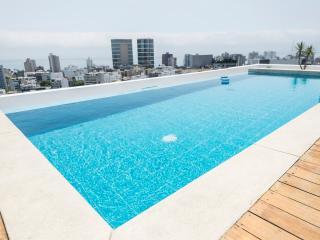 3BDR SEAview Miraflores top location - Lima vacation rentals