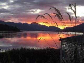 Platinum caravan with stunning loch views - Fort William vacation rentals