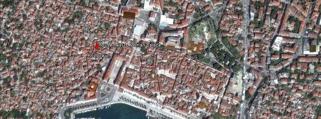 Apartment position - Great apartment next to Roman Palace I - Split - rentals