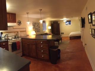 Comfy studio w/ large kitchen - Portland Metro vacation rentals
