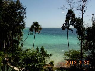 Lake front Casa a Jewel on Lagoona Bacalar - Bacalar vacation rentals
