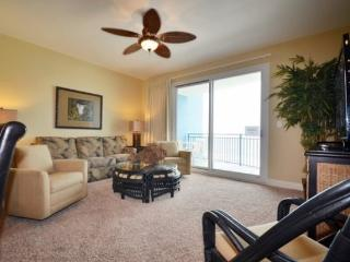 Enjoy FREE BEACH CHAIR service seasonally and the convenience of our 5th floor 1 bedroom, 2 bathroom at luxurious Sterling Breez - Florida Panhandle vacation rentals