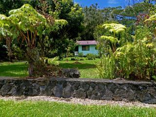 Full Hawaiian Cottage@Studio Price! Hale Akule! - Pahoa vacation rentals