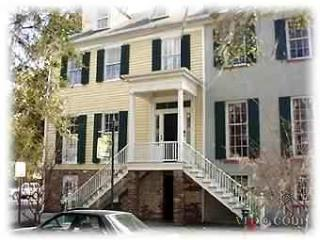 1838 Bird Baldwin House Condo, (SVR-00040) - Savannah vacation rentals