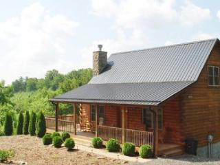 Livin' the Dream-Cabin w/ Hot Tub and Pool Table - Grassy Creek vacation rentals