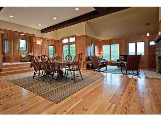 Maine Lakefront new 2500sf on Kezar Lake-NH border - Greenwood vacation rentals