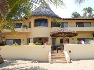 Casa de las Estrellas - Beachfront! - San Pancho - Nayarit vacation rentals