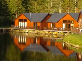 'Glengoulandie Lodges'  on the Waterfront - Blair Atholl vacation rentals