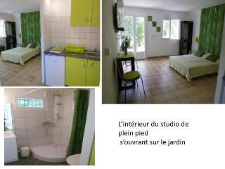 Studio  Villa les mésanges - Port Grimaud vacation rentals