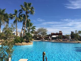 Delta Sharm - 1 bedroom pool view with big terrace - Sharm El Sheikh vacation rentals