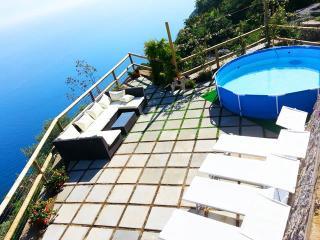 casa tulipano swimming pool - Conca dei Marini vacation rentals