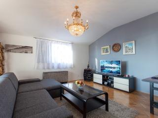 Wide Apartment with Large Terrace - Podstrana vacation rentals