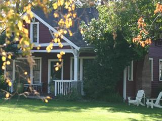 Beautiful Farmhouse on Working Horse Ranch - Ashland vacation rentals