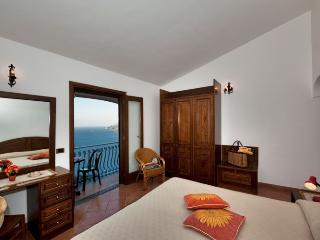 BB villa la quercia  -private terrace sea view - - Positano vacation rentals