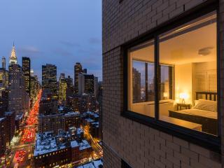 Luxury City Views 3 Bed, 2 Bath - New York City vacation rentals