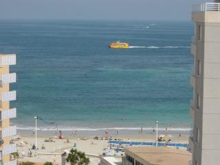 2 Bedroom apartment with Sea views in Calpe - Calpe vacation rentals