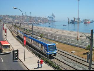 Apartment  Great view of the harbor of valparaiso - Isla Negra vacation rentals
