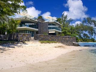 Amaranth 2, Ultimate Beachfront Apartment. - Belle Vue Maurel vacation rentals