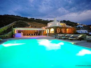 Delos View Villa-Luxurious property with sea view - Mykonos vacation rentals