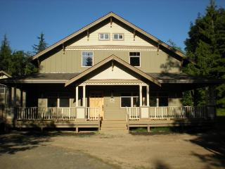 Flawless 16-person getaway on 5 forested acres with trails! - Port Angeles vacation rentals