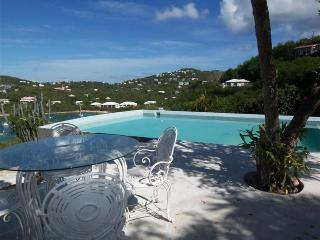 Great Expectations at Chocolate Hole, St. John - Pool & Hot Tub, Ocean Views - Chocolate Hole vacation rentals