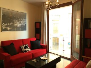 Carreteria 1 bedroom with balcony - Malaga vacation rentals