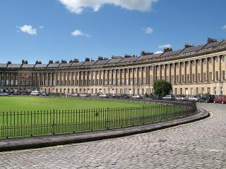The Royal Crescent Garden Apartment - Bath vacation rentals