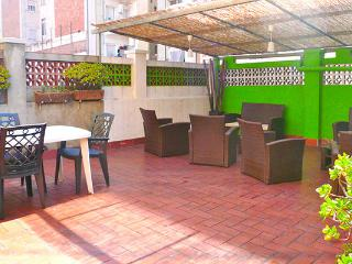 BLUE TERRACE, 5bds+3bths, up to 12! - Barcelona vacation rentals