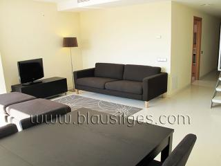 PICASSO Duplex in luxury residential area - Sitges vacation rentals