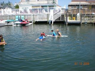 Brigantine NJ on the Bay - New Jersey vacation rentals