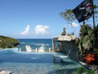 Affordable Oceanfront Villa with Pool - Rio San Juan vacation rentals