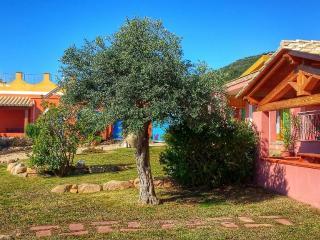 In villa with garden,sea view Stefano Studio - Santa Margherita di Pula vacation rentals
