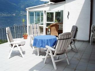 Apartment near Lago Maggiore with terrace and spectacular lake view - Ticino vacation rentals
